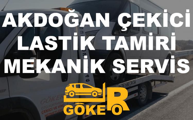 Akdoğan Çekici